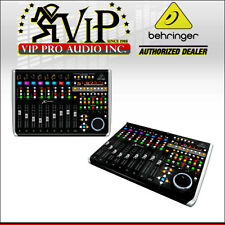 Behringer X-TOUCH Studio Live Control Surface w/ 2x USB Hub Ethernet & USB MIDI.