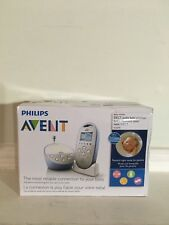 Philips SCD570 Avent DECT Audio Baby Monitor