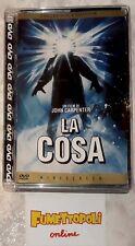 LA COSA DVD Universal Widescreen Jewel Box J. CARPENTER Fuori Catalogo Raro SC5