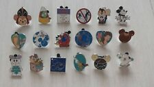 ~! 100 Mickey Disney Collectible Trading Pins Lot! 100% tradable! HM CAST LE~!