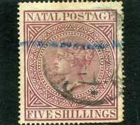 NATAL, - QUEEN VICTORIA.   SC 55      1874