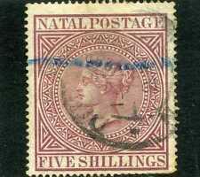 NATAL, QUEEN VICTORIA.   SC 55      1874