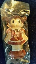 Astro Boy Girl Tetsuwan Atom mini tintoy Zoran Sarah Uran Brown Dress Meiji 2004