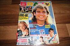 BRAVO  30/ 18.7.1991 -- CHESNEY HAWKES - VANILLA ICE - SCORPIONS - WYNONA RYDER
