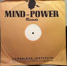 MIND POWER RECORDS sales & test tones LP VG KB 2602 Spoken Word Samples MP3