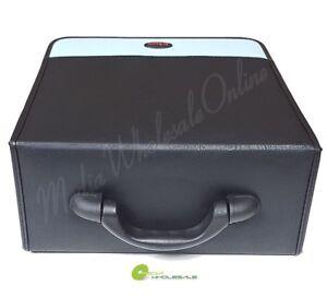 320 Discs Portable CD DVD Wallet Holder Bag Case Album Organizer Media Storage