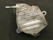 Toyota Avensis 2.2 D-CAT Brake Vacuum Pump 2005-2008 Genuine Diesel T25