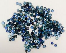 20 PC ROUND SHAPE CUT NATURAL SAPPHIRE 2.5MM TOP AAA GEMSTONES
