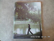 Livre PARTITIONS CARLA BRUNI 14 titres Piano Chant Guitare Tablatures  G82