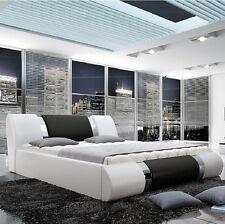 Polsterbett Doppelbett Visco 160/180x200cm Ehebett Bettgestell mit Bettkasten