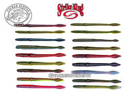 Strike King OPT Bull Worm 8in KVD Perfect Plastic 5pk Pick