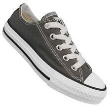 Chaussures gris Converse en toile pour garçon de 2 à 16 ans