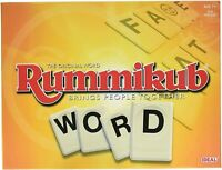Rummikub Word Board Game - Brand New & Sealed