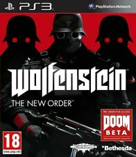 Wolfenstein: The new order - PS3 - Leer descripción