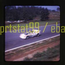 1971 Jackie Stewart #1 Lola T260 - Can-Am Road Atlanta - Vtg 35mm Race Slide