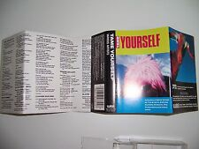 TAME YOURSELF - Various  CASSETTE TAPE