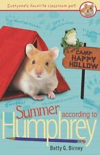 Summer According to Humphrey by Betty G. Birney, (Paperback), Puffin Books , New
