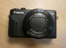 NEW, OPEN BOX Canon PowerShot G7 X Mark II Digital Camera