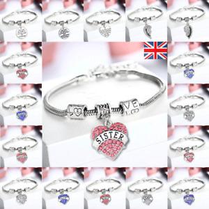 Personalised Christmas Gift Bracelet for Mum Nan Nanny Aunt Mom- Xmas gifts 2020