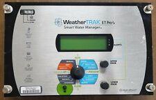 HYDROPOINT WEATHERTRAK PRO2 SMART WATER MANAGEMENT WTPRO25-C - USED