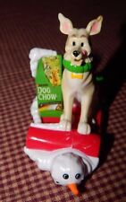 Marley and Me Purina Dog Chow Advertising Christmas Ornament 2008 by Ralston Pur