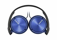 Sony Blue Headphones