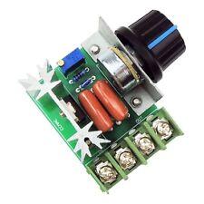 Potenziometro regolatore di giri per ventole motori elettrici 220v 2000w  ITALIA