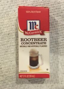 Mini Brands Series 2 Wave 2 McCORMICK ROOTBEER CONCENTRATE~LOW COMBINED SHIPPING