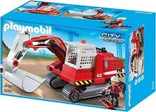 PLAYMOBIL®  5282  Großer Kettenbagger NEU ungeöffnet RARITÄT (ideal zu 5283)