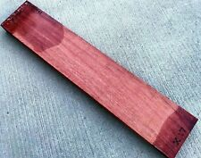 Bubinga Hardwood Lumber 36X7x2 Guitar Building Woodworking Furnitures  Timber