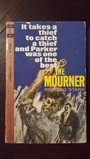 "Richard Stark, ""Mourner,"" 1963, Pocket M 4298,VG, 1st"