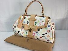 Auth Louis Vuitton Eye Love You Sac Retro GM Hand Bag A Rank 8B120010r*