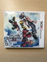 Kingdom Hearts 3D Dream Drop Distance NINTENDO 3DS Japan Ver. Used Good Cond.