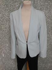 20 153/4 Minimum Damen Marken  Blazer Jacke Gr. 40 mint pastell grün elegant