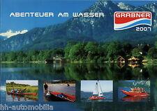 Katalog Grabner 2007 Luftboot Schlauchboot Kajak Canadier Raftingboot Catamaran