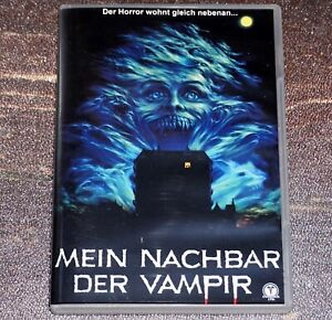 Mein Nachbar, der Vampir (Fright Night 2) - DVD - FSK ab 16 - uncut - neuwertig