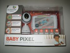 Summer Infant Baby Pixel Video Baby Monitor with 5-inch Touchscreen