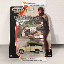 #17   Ford Utility Truck * The Crocodile Hunter Matchbox * Y12