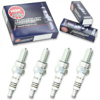 4pcs 00-03 Triumph TT600 NGK Iridium IX Spark Plugs 599cc 36ci Kit Set Engin df