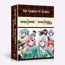 Rosario + Vampire: The Complete Series (Blu-ray Disc/DVD, 2017, 8-Disc Set)