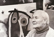 Joan Miro Original Vintage circa 1978