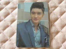 (ver. Siwon) Super Junior 5th Album Mr.Simple Photocard KPOP