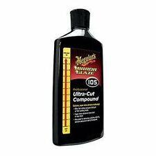 Meguiars #105 Ultra Cut Compound 237ml G220 DAS6 + FREE FOAM APPLICATOR