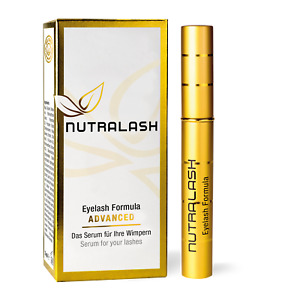 NUTRALASH Eyelash Formula ADVANCED Wimpernserum Wimpern Booster 3ml