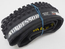 "Maxxis Aggressor Mtb Bicycle Tire 29 x 2.30"" Exo Protection Tubeless Ready"