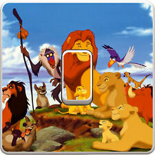 The Lion King Light Switch Vinyl Sticker Decal for Kids Bedroom #197