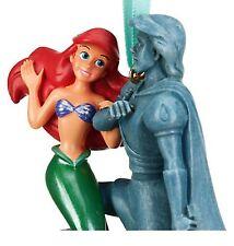 Disney Ariel & Prince Eric Little Mermaid Christmas Tree  Ornament