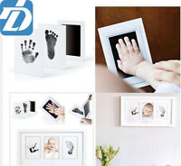 Inkless Wipe Hand Print Foot Print Kit - Newborn, Baby Non-Toxic