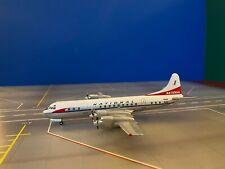 Lockheed 188 Electrabel 1/200 Hobby Master