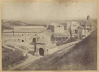 Italia 2 Foto Milan & Ville A Identificare Vintage Albumina C 1875